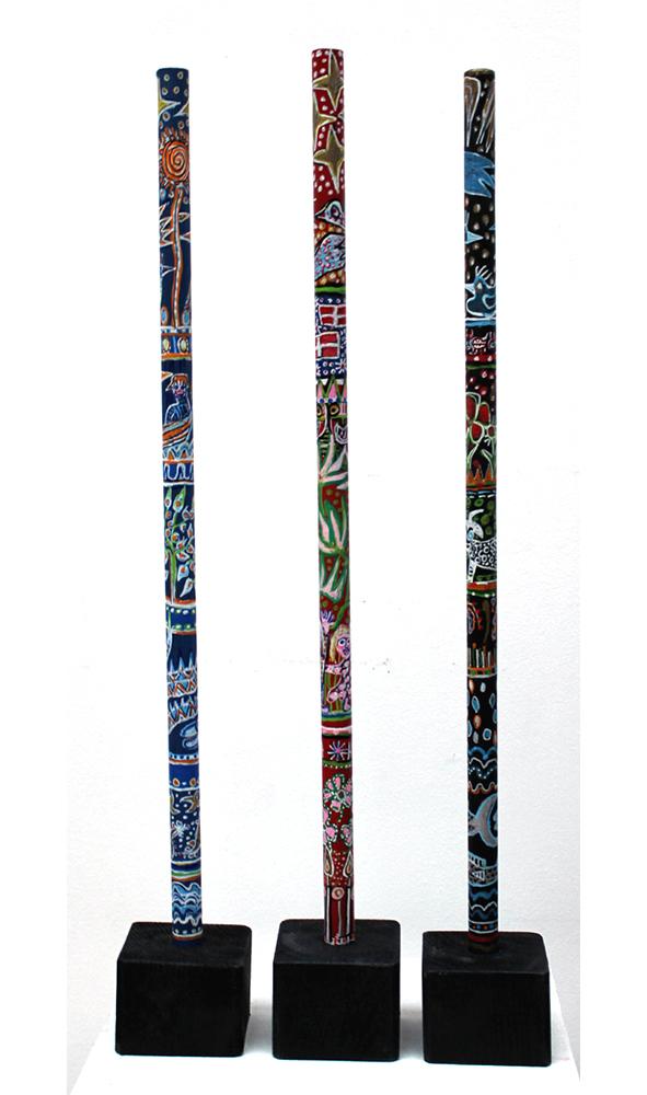 Mini søjler